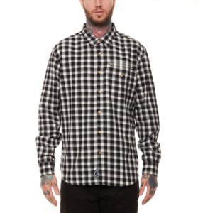 SIGNATURE FALL PLAID BLACK